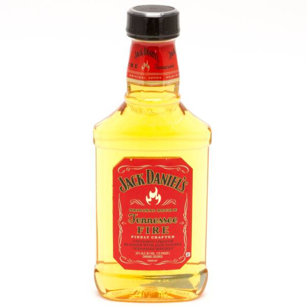 Jack Daniel's - Fire Cinnamon Whiskey - 200ml