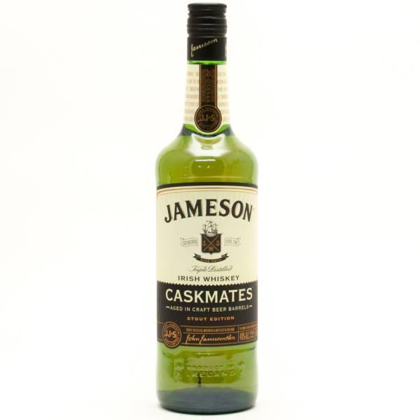 Jameson - Caskmates - Stout Edition - Irish Whiskey - 750ml