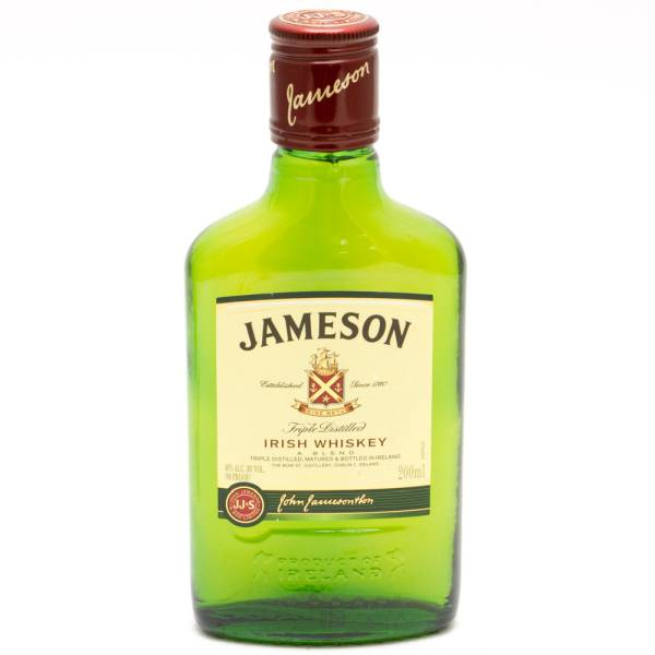 Jameson - Irish Whiskey - 200ml