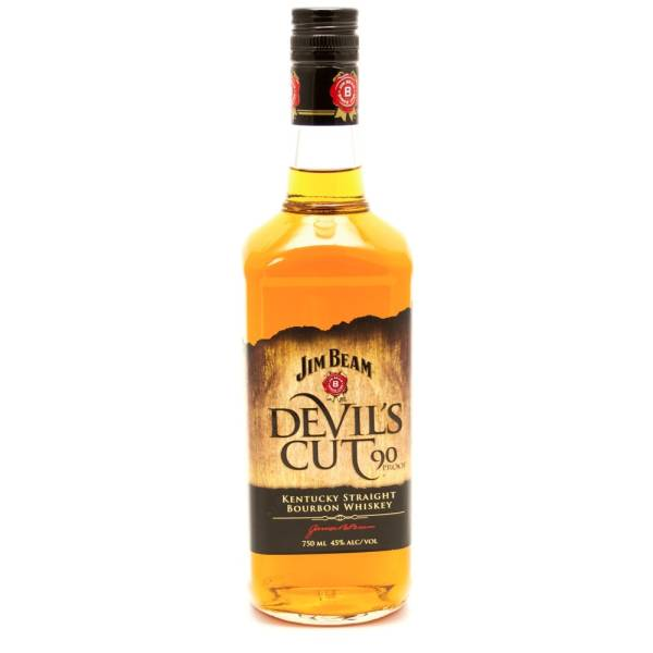 Jim Beam - Devil's Cut - Bourbon Whiskey - 750ml