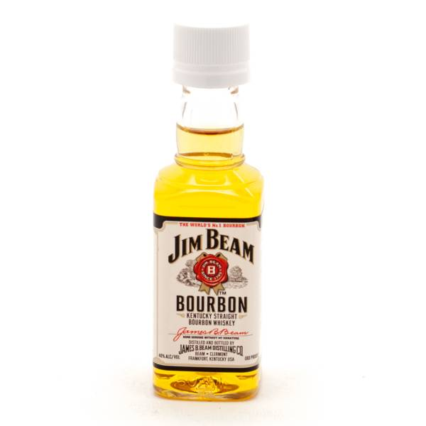 Jim Beam - Kentucky Striaght Bourbon Whiskey - Mini 50ml