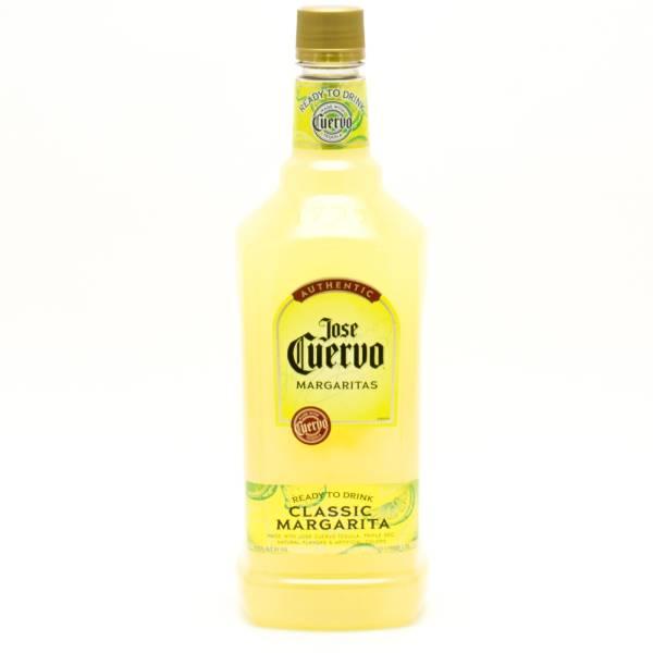 Jose Cuervo Classic Margaritas