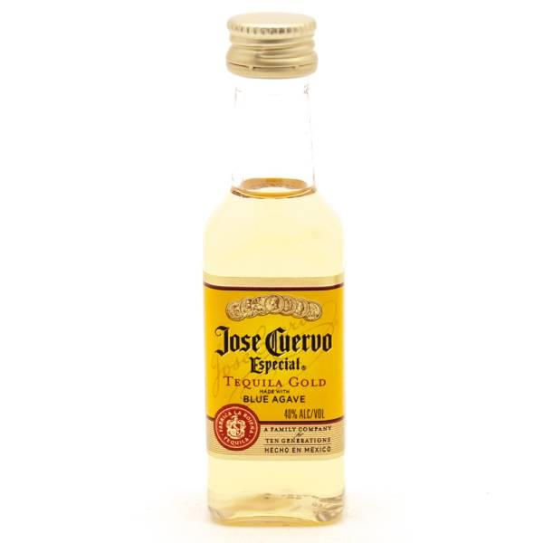 Jose Cuervo - Especial Tequila Gold - Mini 50ml