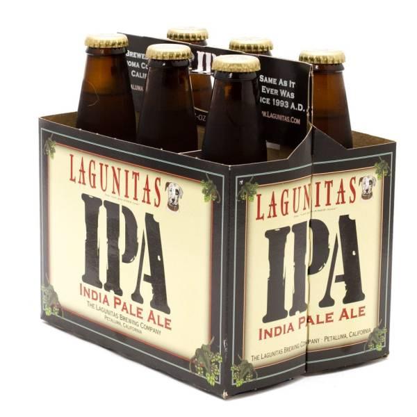 Lagunitas - IPA 12oz Bottle - 6 Pack