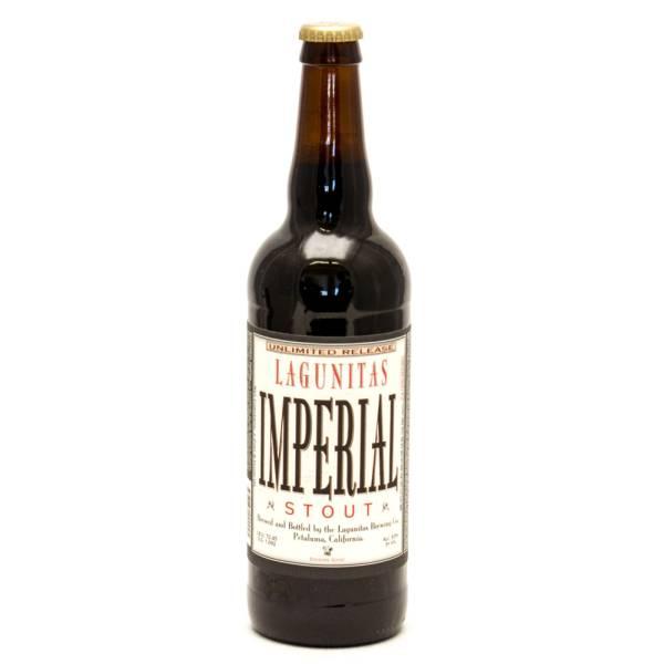 Lagunitas - Unlimited Release Imperial Stout - 22oz Bottle