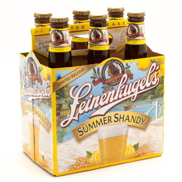 Leinenkugel's - Summer Shandy - 12oz Bottle - 6 Pack