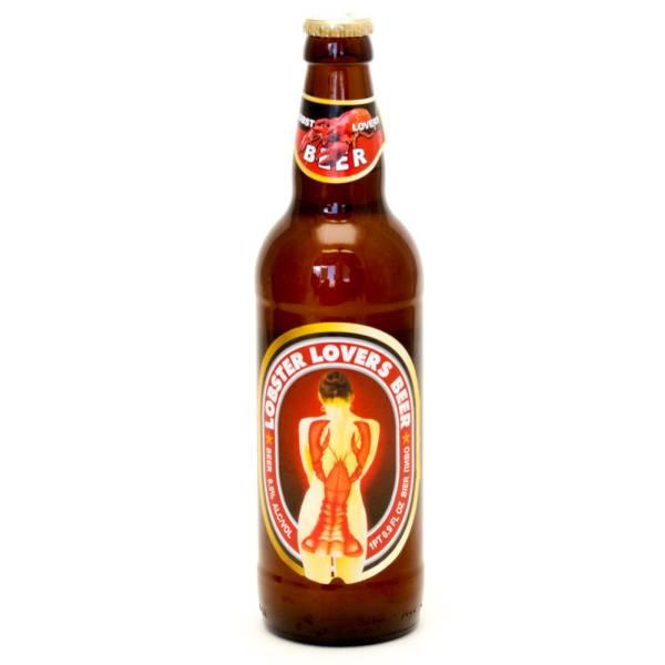 Lobster Lovers - Beer - 16.9oz Bottle