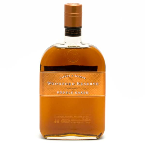 Woodford Reserve - Double Oaked - Bourbon Whiskey - 750ml