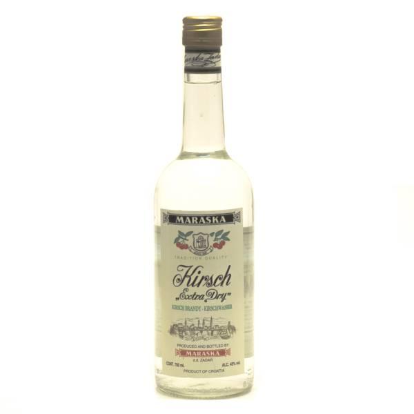 Maraska - Kirsch Extra Dry Brandy - 750ml