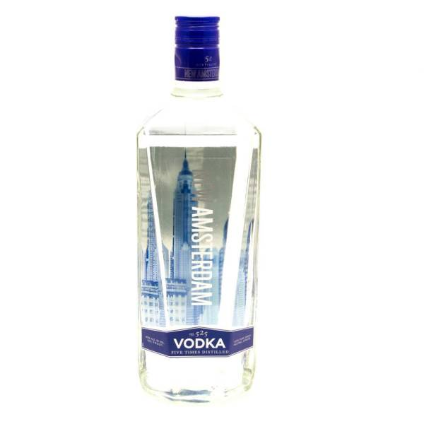 New Amsterdam - Vodka - 1.75L