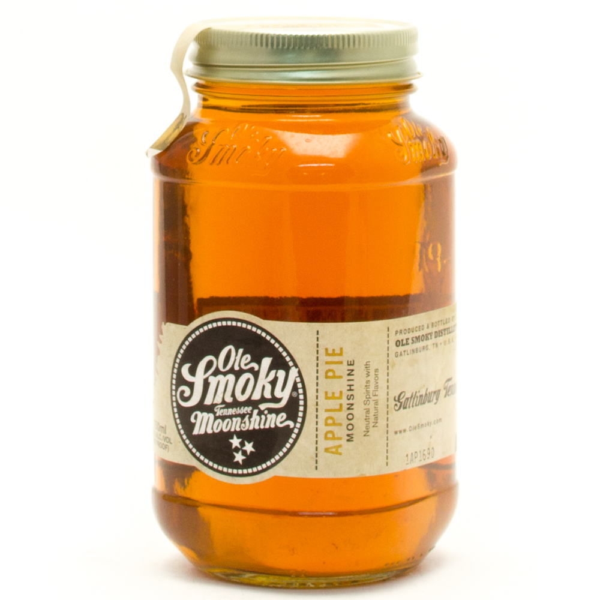 Ole Smoky - Moonshine Apple Pie - 750ml