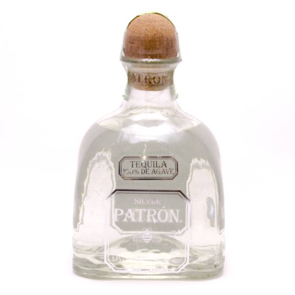 Patron - Silver Tequila - 1.75L