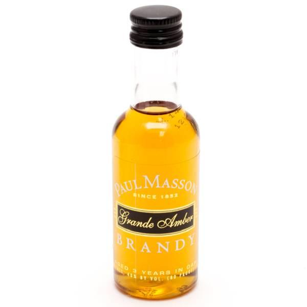 Paul Masson - Grande Amber Brandy - Mini 50ml