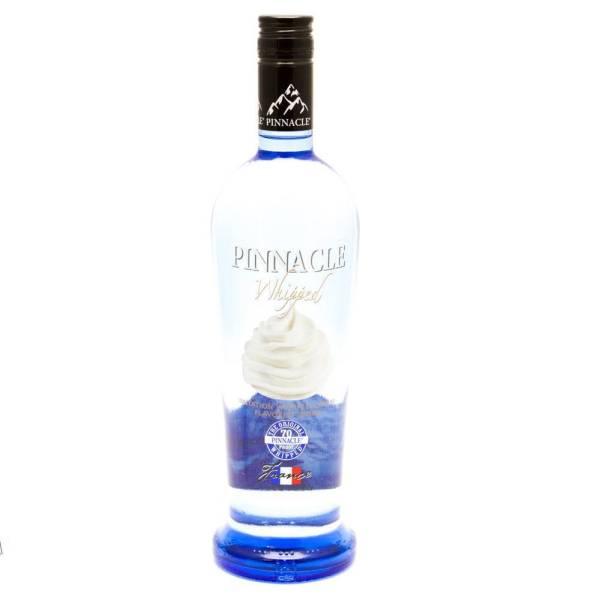 Pinnacle - Whipped Cream Vodka - 750ml