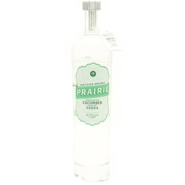 Prairie - Cucumber Vodka - 750ml