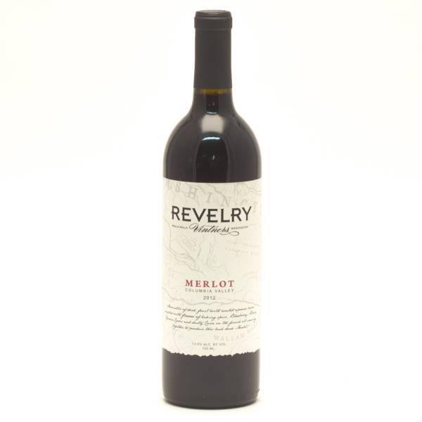 Revelry - Merlot - 2012 - 750ml