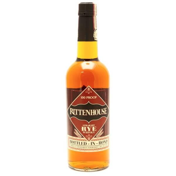 Rittenhouse - Straight Rye Whisky - 750ml