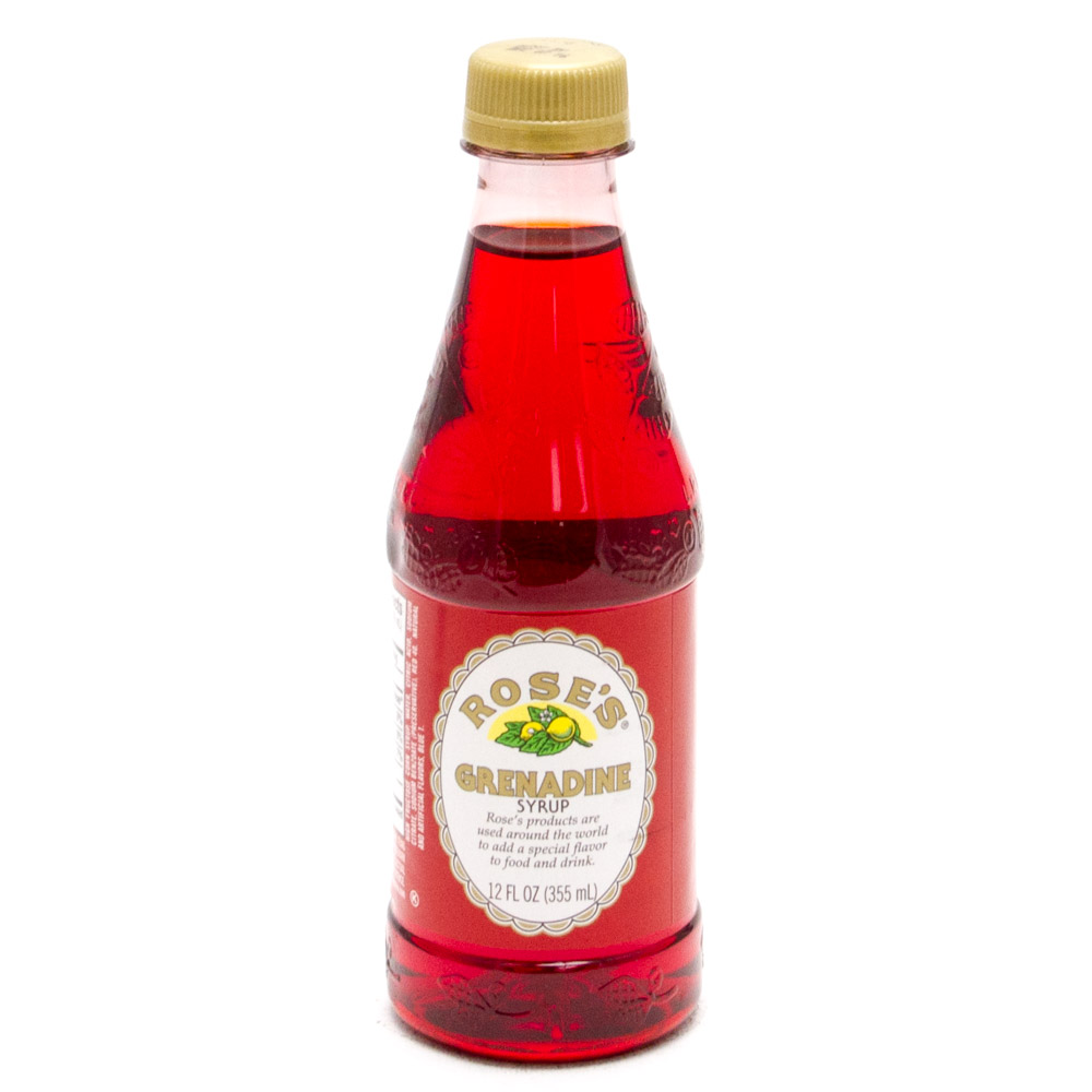 Rose's - Grenadine - 12oz