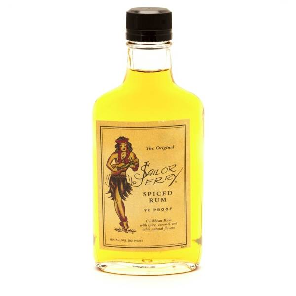 Sailor Jerry - Spiced Rum - 200ml