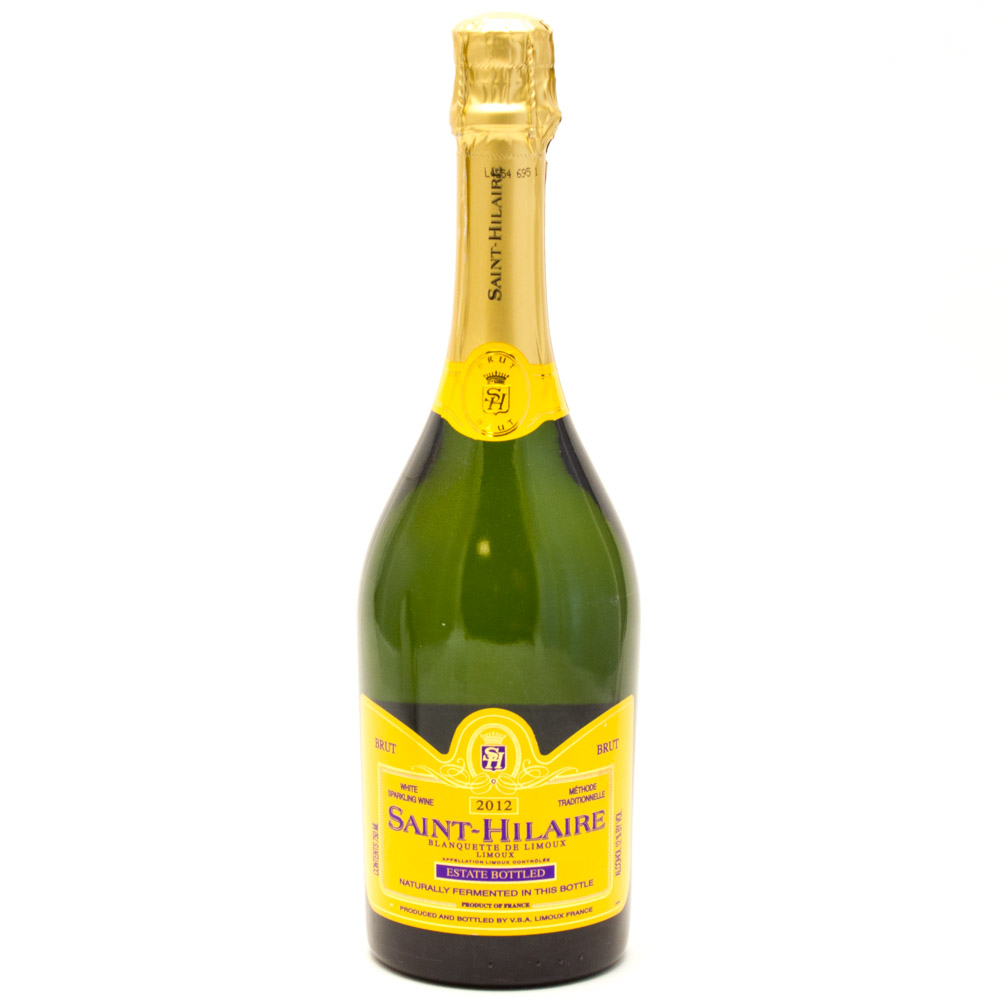 Saint-Hilaire - White Sparkling Wine - 750ml