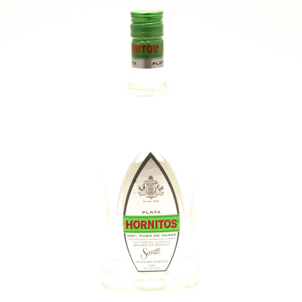 Hornitos - Plata Tequila - 750ml