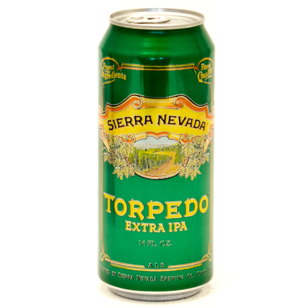 Sierra Nevada - Torpedo Extra IPA - 16oz Can