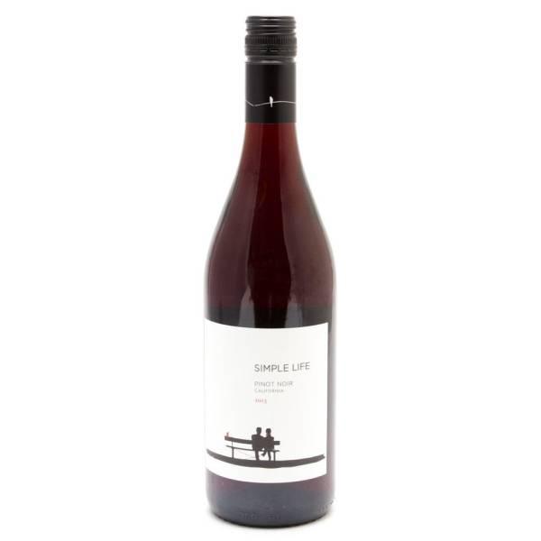 Simple Life - Pinot Noir California - 750ml
