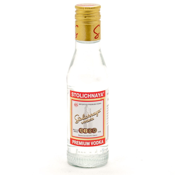 Stoli - Imported Vodka - Mini 50ml