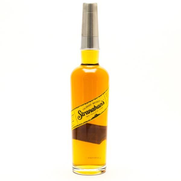 Stranahan's - Colorado Whiskey - 750ml