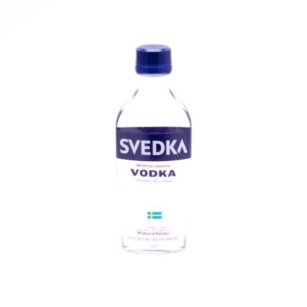 Svedka - Vodka - 80 Proof - 200ml