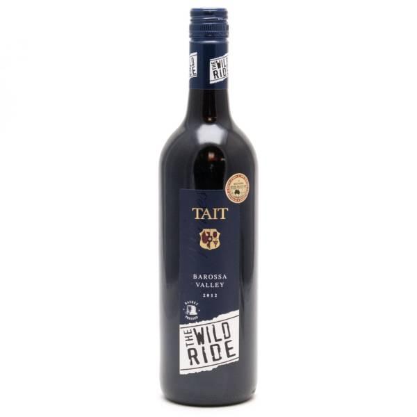 Tait - The Wild Ride 2012 - 750ml Australia
