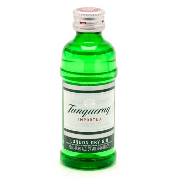 Tanqueray - London Dry Gin - Mini 50ml
