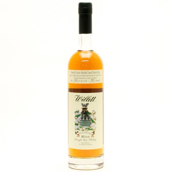 Willet - Straigh Rye Whiskey  - 750ml