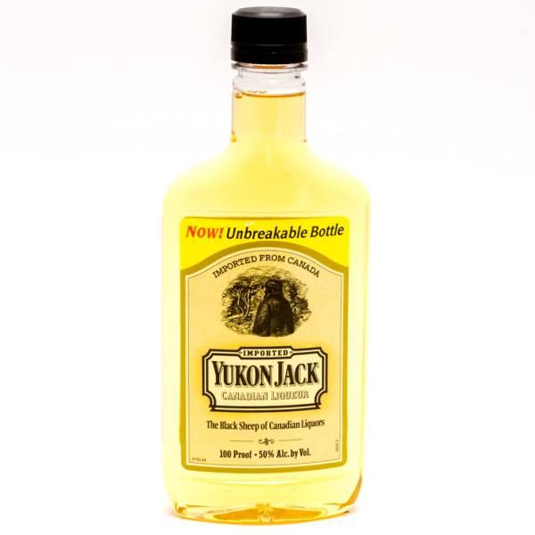 Yukon Jack Canadian Liqueur 375ml Beer Wine And Liquor