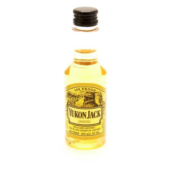 Yukon Jack - Canadian Liqueur - Mini 50ml