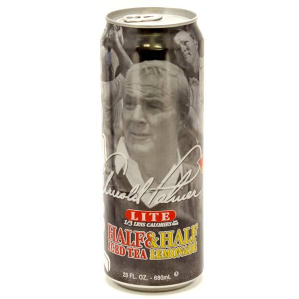 Arizona - Arnold Palmer - Lite Half & Half Ice Tea Lemonade - 23fl oz