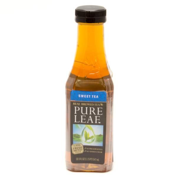Real Brewed - Tea Pure Leaf Sweet Tea - 18.5fl oz
