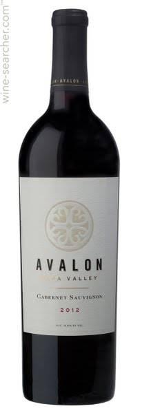Avalon Napa Cabernet Sauvignon - 750ml