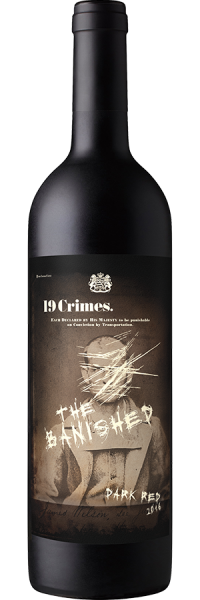 19 Crimes The Banished Red - 750ml