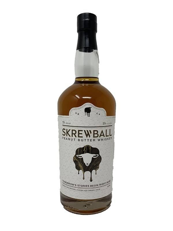 Skrewball Peanutbutter Whiskey - 750ml