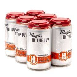 Huss - Magic In The Ivy - Pale Ale -...