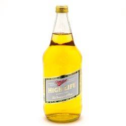 Miller - High Life - 32oz Bottle