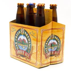 Oak Creek - Amber Ale - 12oz Bottle -...