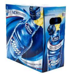 Bud Light - 16oz Can - 8 Pack