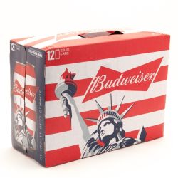 Budweiser - Beer - 12oz Can - 12 Pack