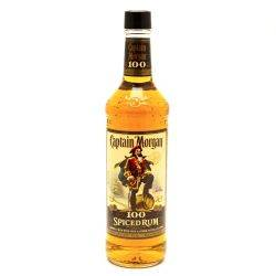 Captain Morgan - Spiced Rum - 100...