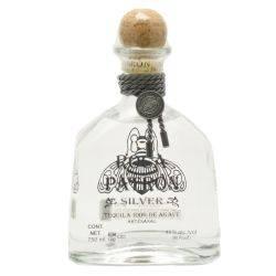 Patron - Roca Silver Tequila - 750ml