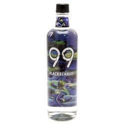 99 - Blackberries Liqueur - 750ml