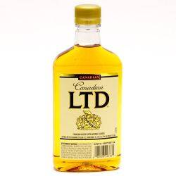 Canadian LTD - Whiskey - 375ml