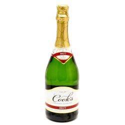 Cooks - Brute California Champagne -...